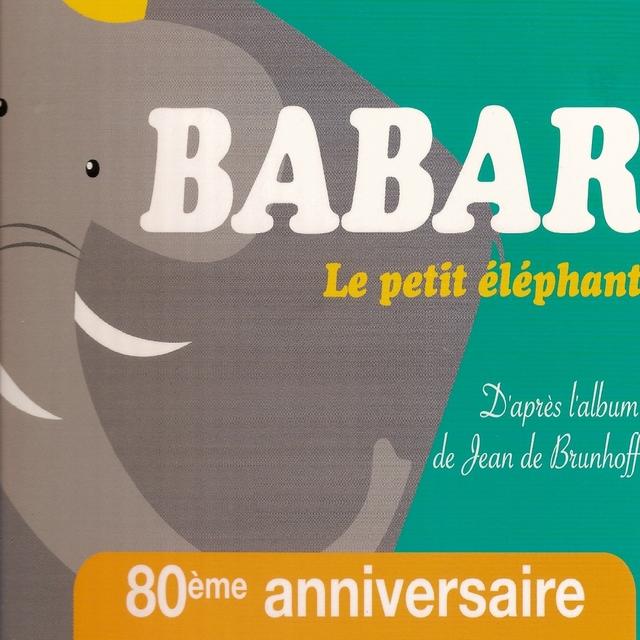 Le voyage de Babar le petit éléphant