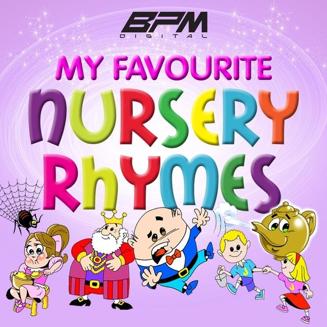 My Favourite Nursery Rhyme Album