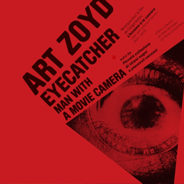 Eyecatcher - A Man With a Movie Camera