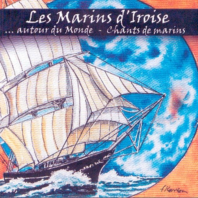 Autour du monde - chants de marins - Keltia Musique