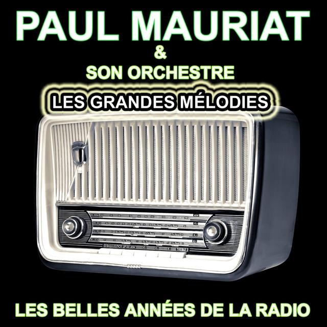 Paul Mauriat et son orchestre - Les grandes mélodies