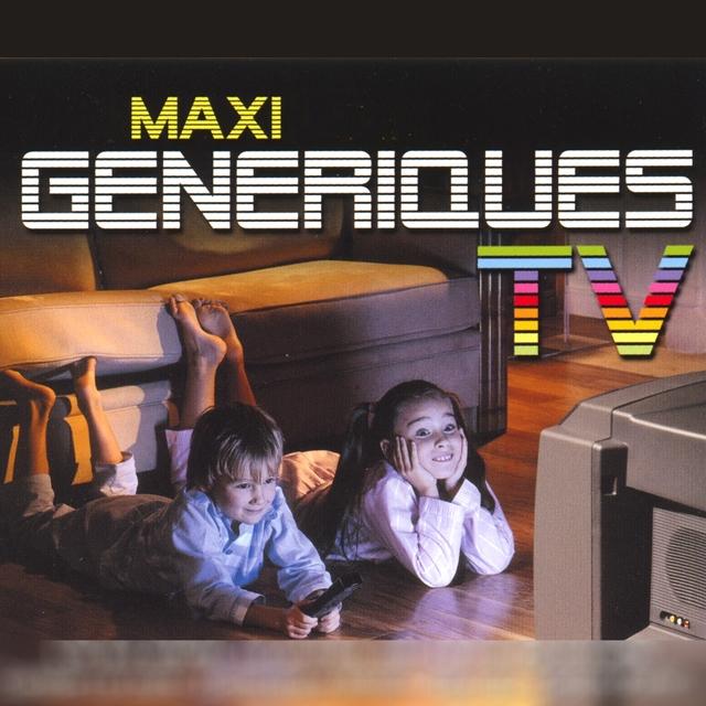 Couverture de Maxi génériques TV