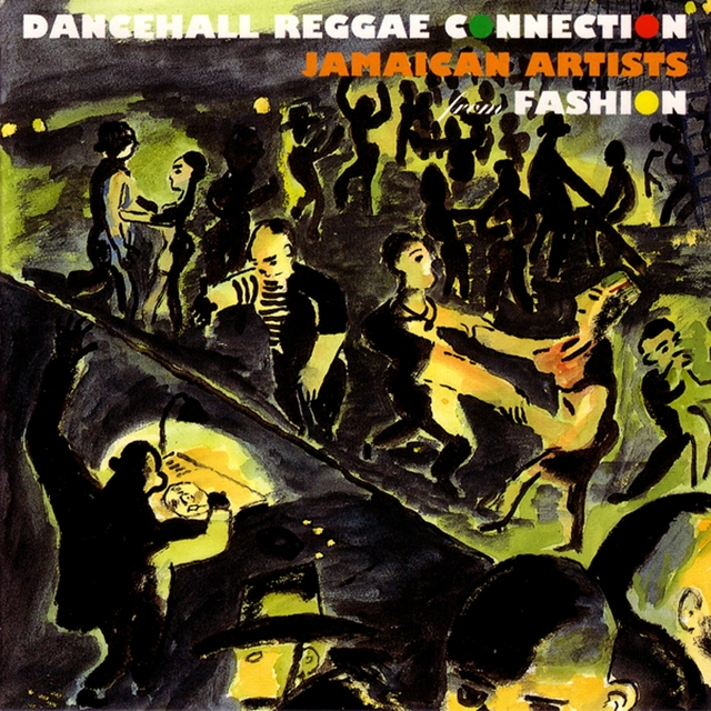 Dance Hall Reggae Connection.... Jamaican Artists From Fashion