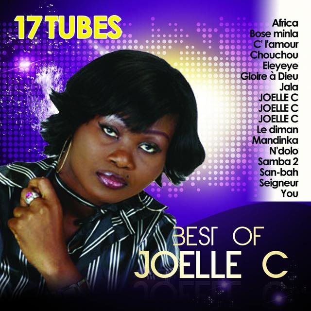 Couverture de Best of Joelle C