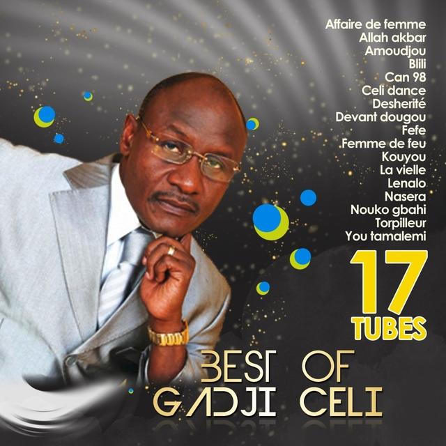 Couverture de Best of Gadji Celi