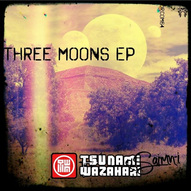 Couverture de Three Moons EP