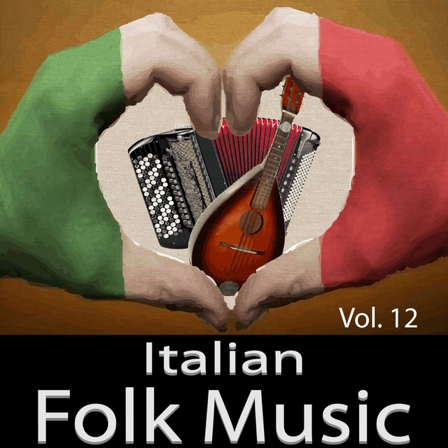 Italian Folk Music, Vol. 12