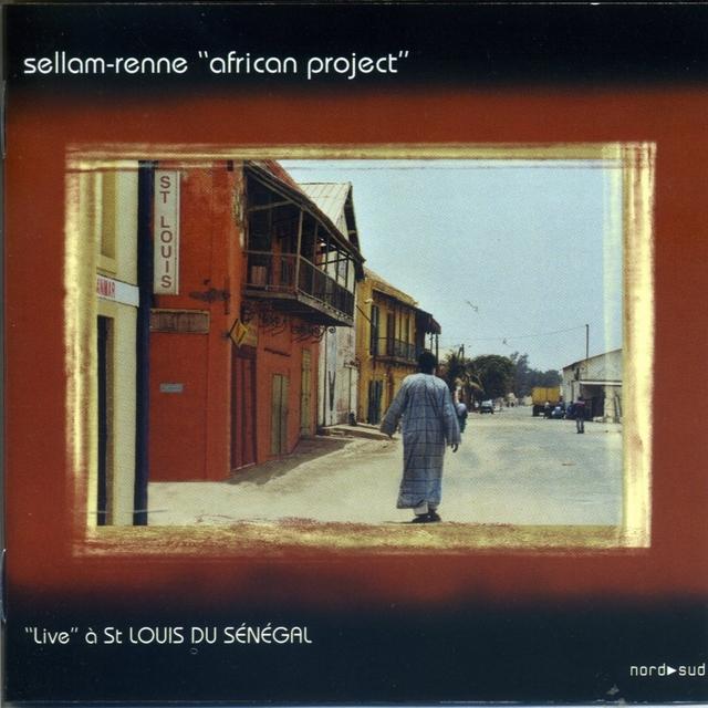 African Project : Live à St Louis du Sénégal