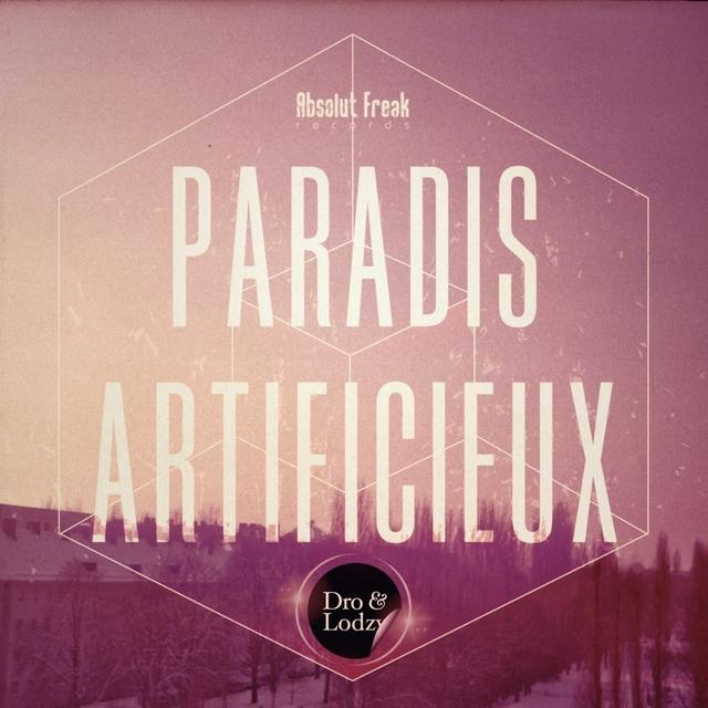 Couverture de Paradis artificieux
