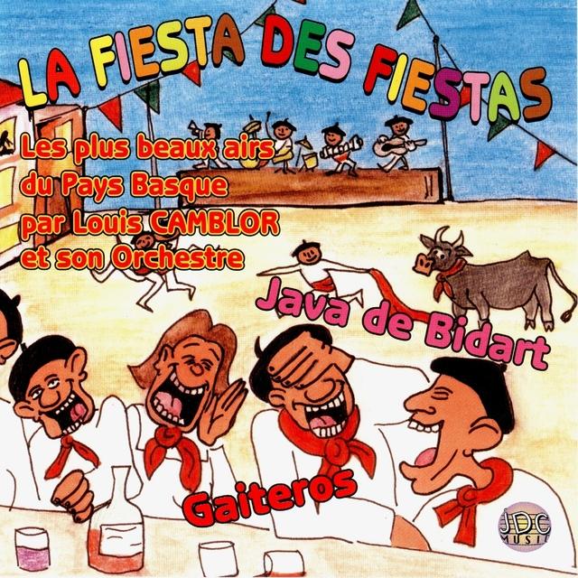 La fiesta au pays basque
