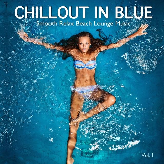 Couverture de Chillout in Blue