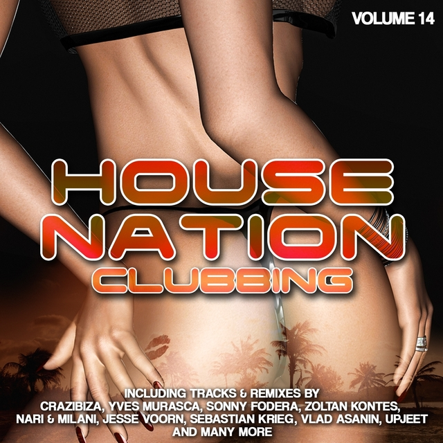 House Nation Clubbing, Vol. 14