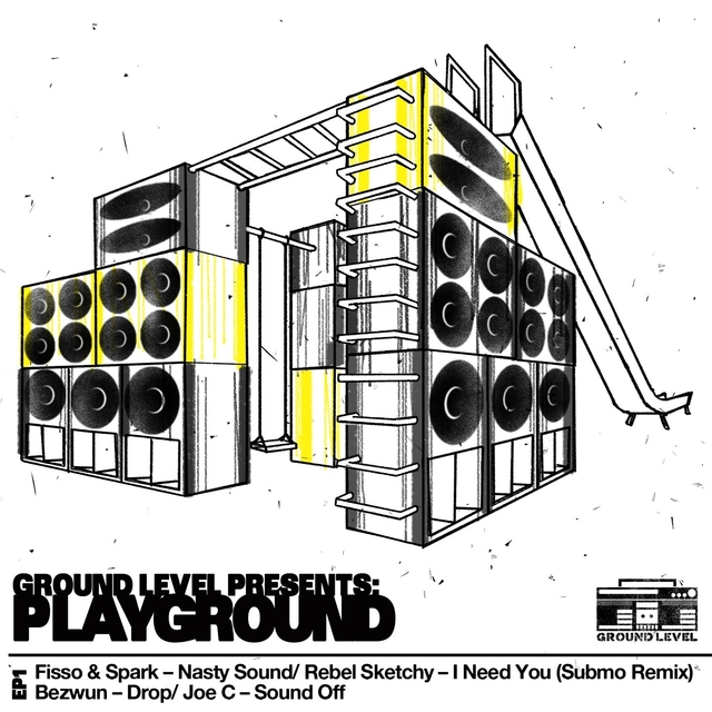 Playground Album Sampler EP 1