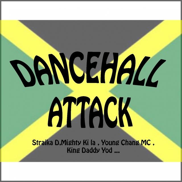 Couverture de Dancehall Attack