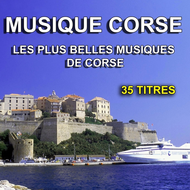 Couverture de Musique Corse