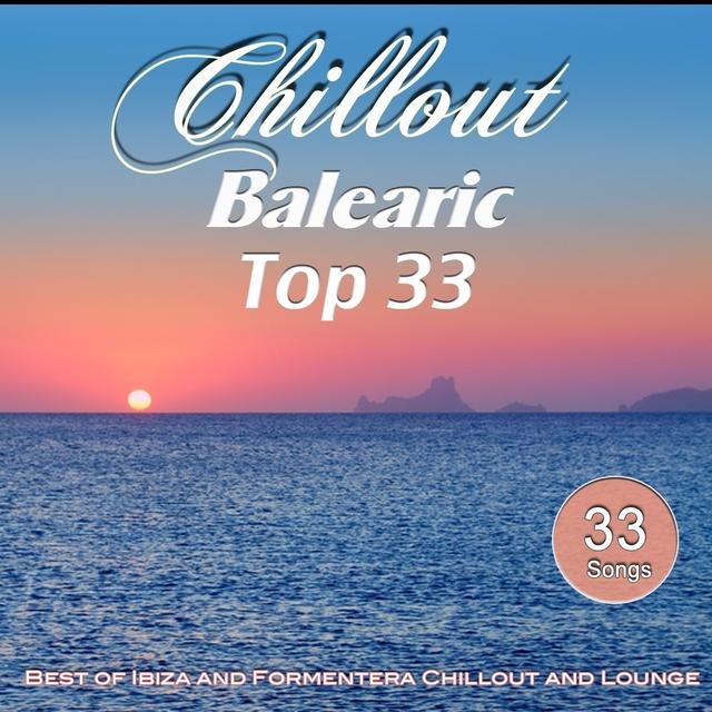 Couverture de Chillout Balearic Top 33