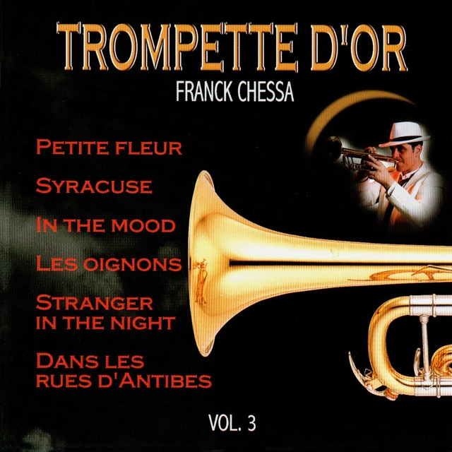 Trompette d'or, vol. 3