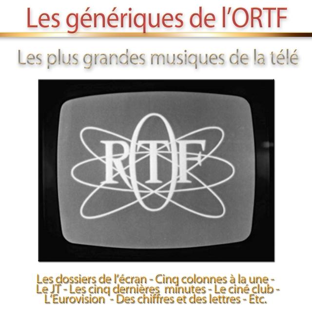 Les génériques de l'ORTF