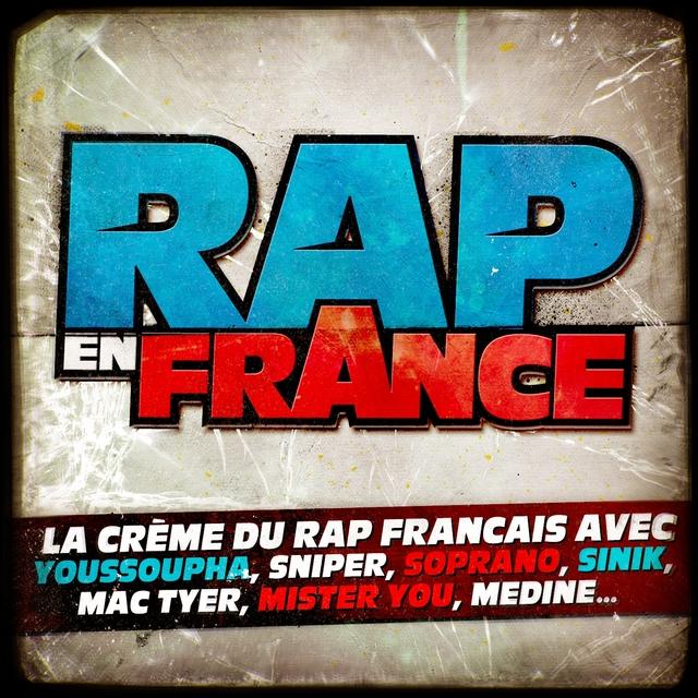 RAP en France