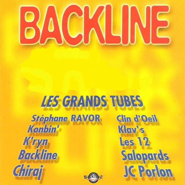 Backline les grands tubes