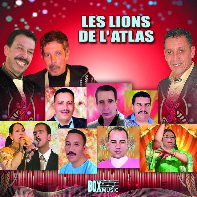 Les lions de l'Atlas
