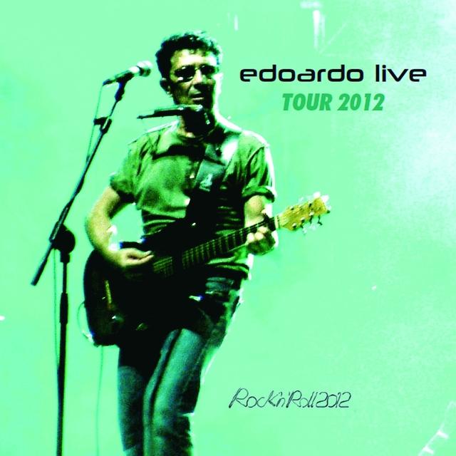 Edoardo Live Tour 2012