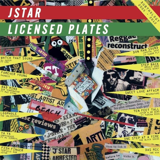 Couverture de Licensed Plates