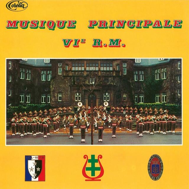 Musique principale VI° R.M