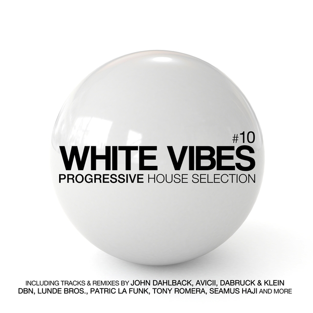 White Vibes - Progressive Session, Vol. 10