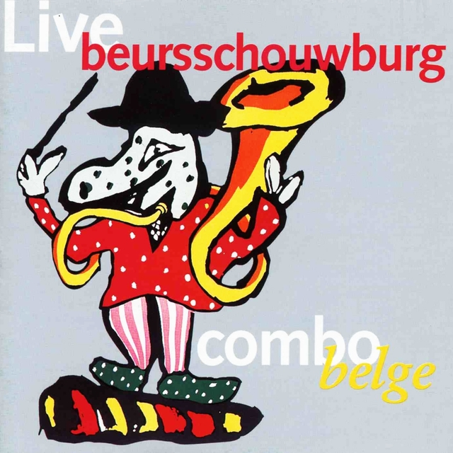 Live Beursschouwburg