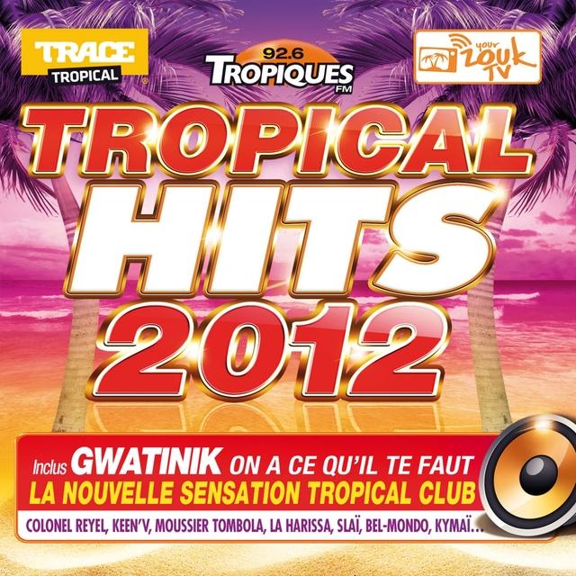Couverture de Tropical Hits 2012