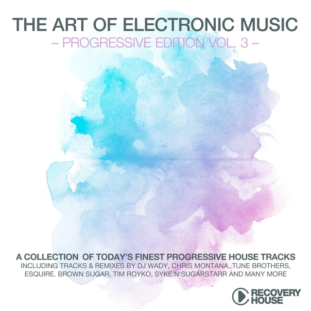 The Art of Electronic Music, Vol. 3