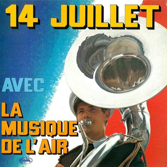 14 Juillet avec la Musique de l'Air