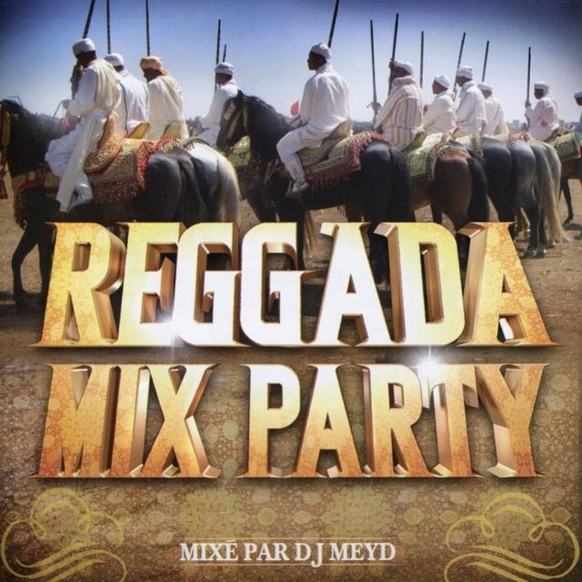 Reggada Mix Party