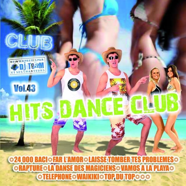 Hits Dance Club, Vol. 43
