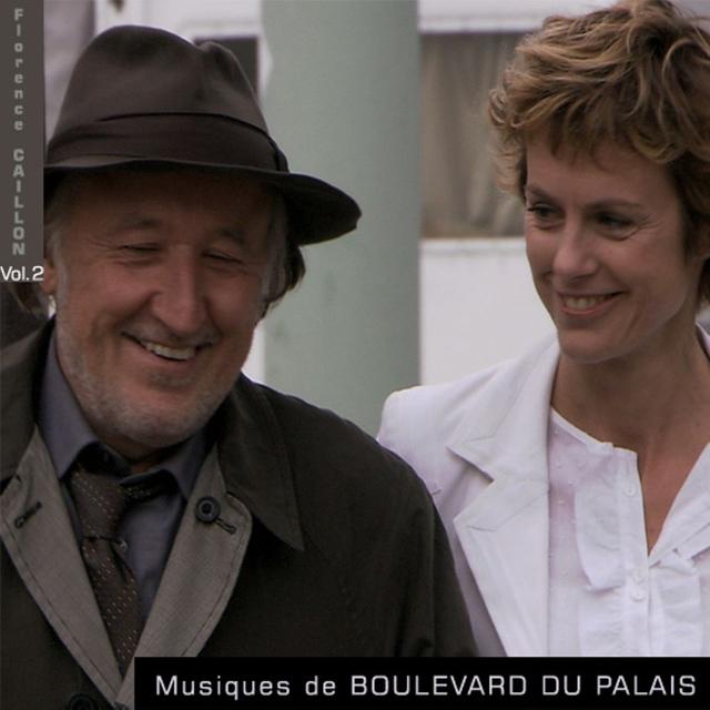"""Musiques de """"Boulevard du Palais"""", vol. 2"""