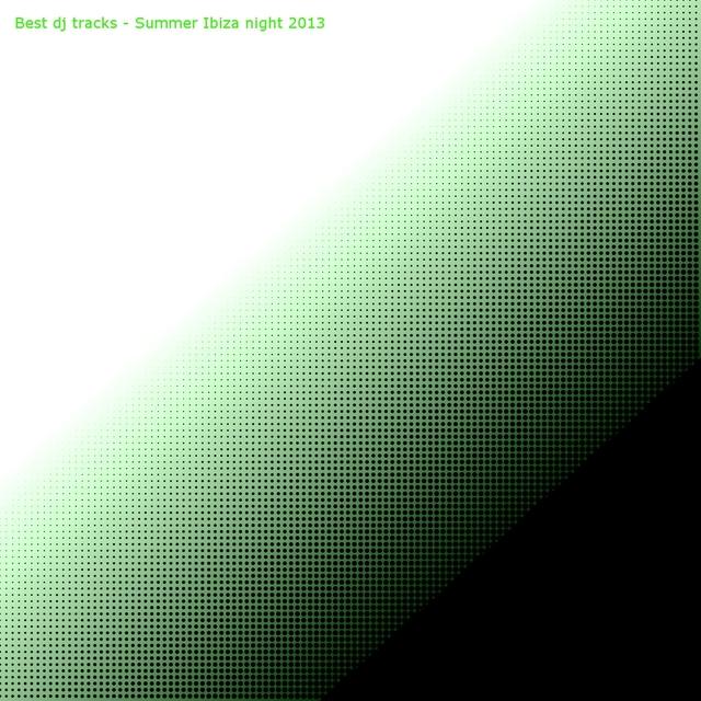 Best DJ Tracks: Summer Ibiza Night 2013