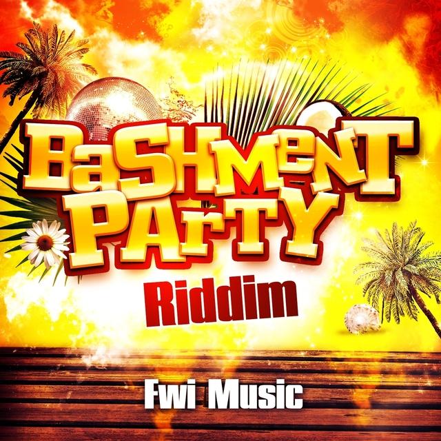 Couverture de Bashment Party Riddim