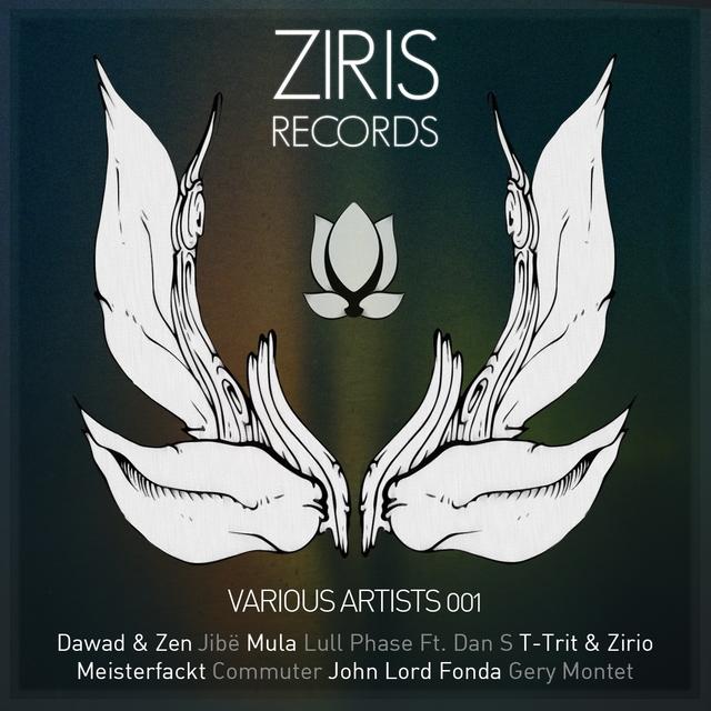 Couverture de Ziris Records, Vol. 1