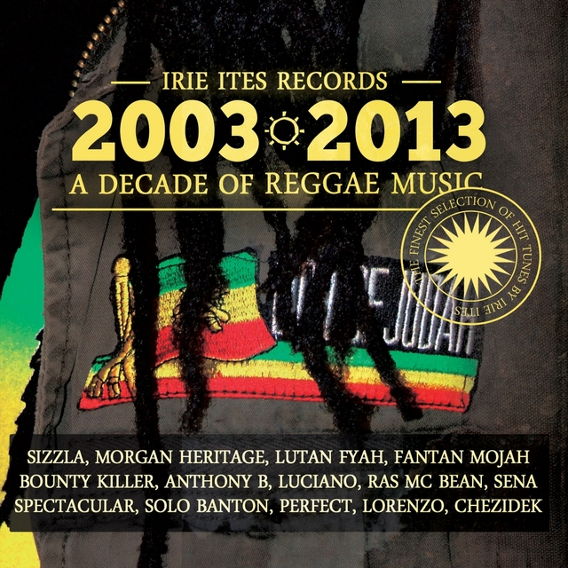 Couverture de A Decade of Reggae Music