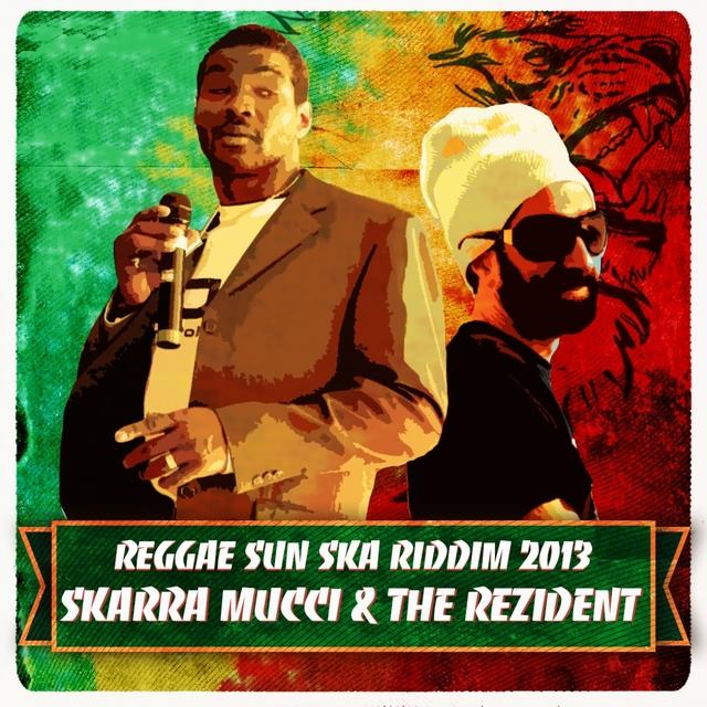 Riddim Reggae Sun Ska, Vol. 16