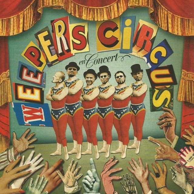 Couverture de Weepers Circus en concert