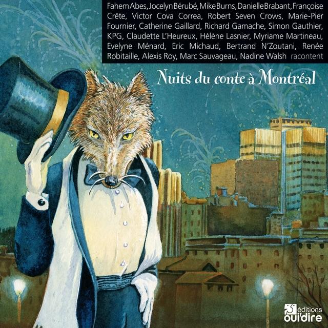 Nuits du conte à Montréal