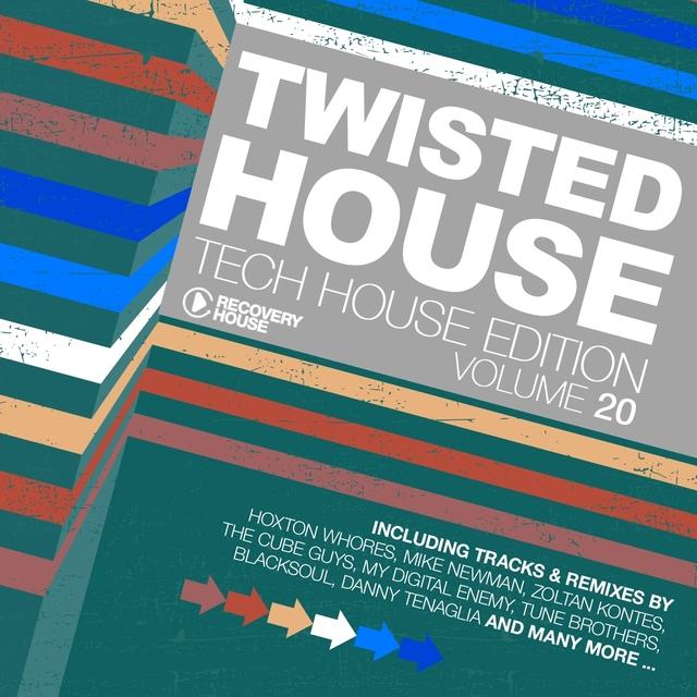 Couverture de Twisted House, Vol. 20
