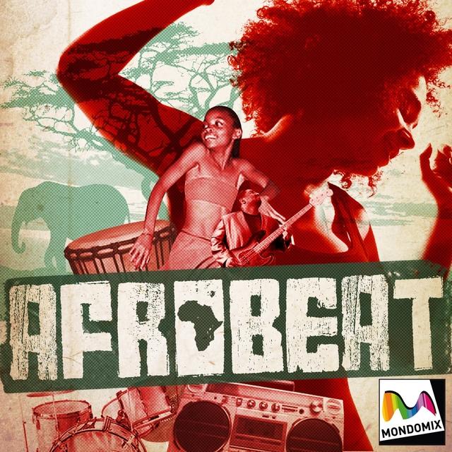 Afrobeat par Mondomix avec Tony Allen, Femi Kuti, Manu Dibango, KonKoma…