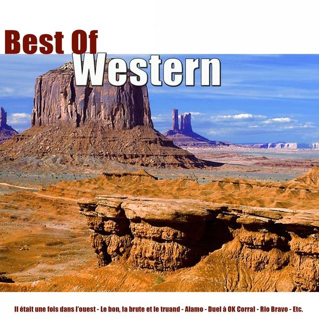 Couverture de Best of Western