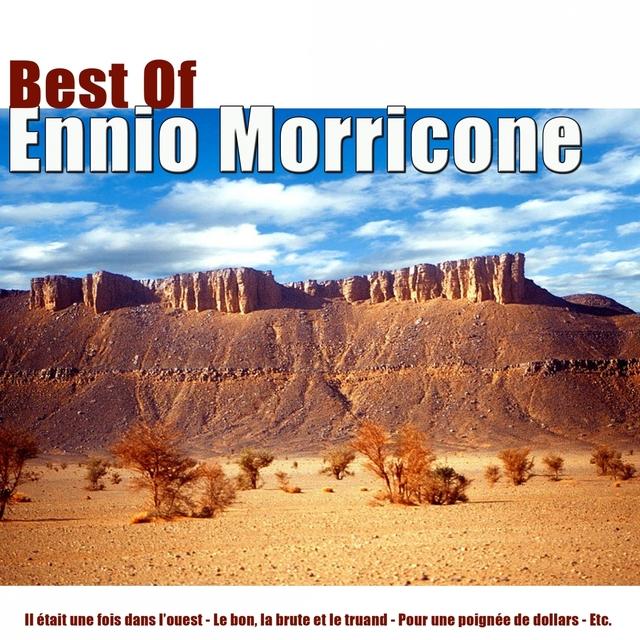 Couverture de Best of Ennio Morricone