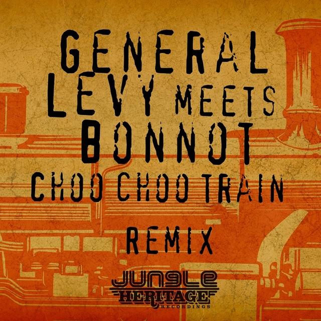 Couverture de Choo Choo Train