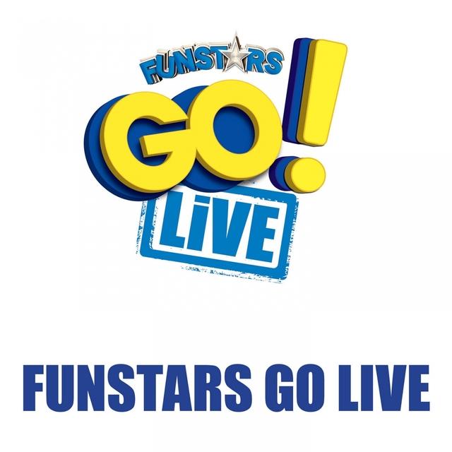 Couverture de Funstars Go Live