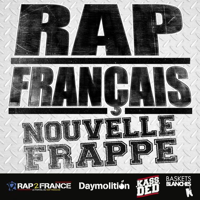Rap français : Nouvelle frappe